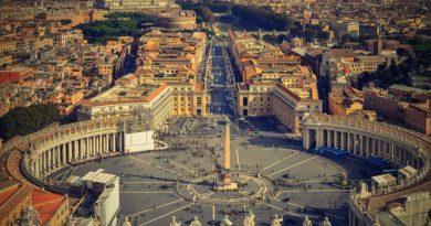 Авиабилеты в Рим
