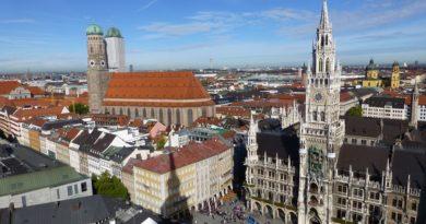 В Мюнхен