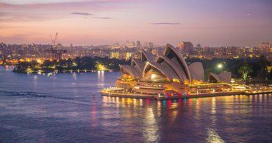 Австралия и её достопримечательности